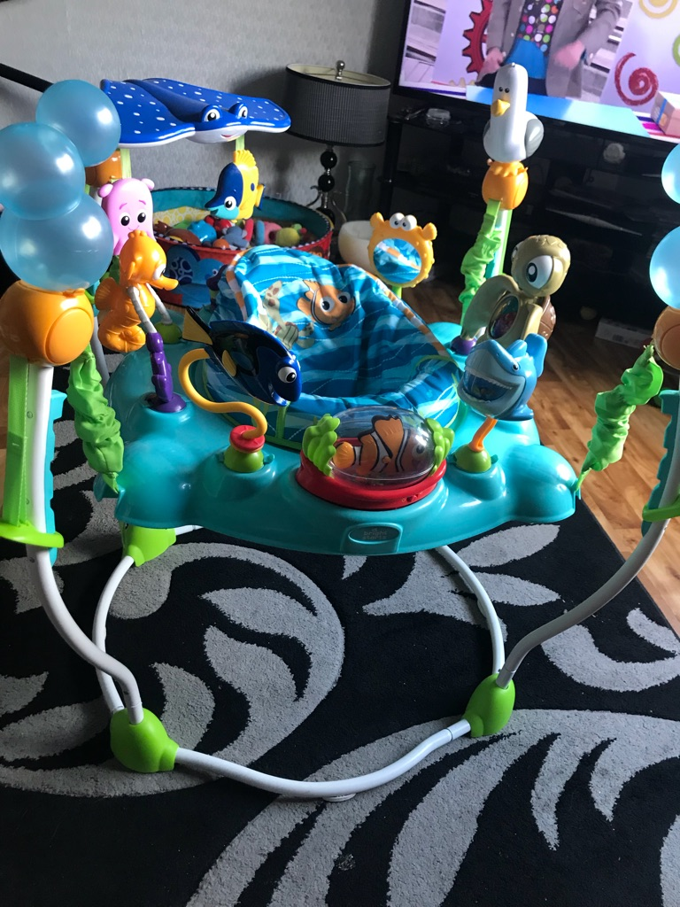 Finding Nemo Sea Of Activities Jumper