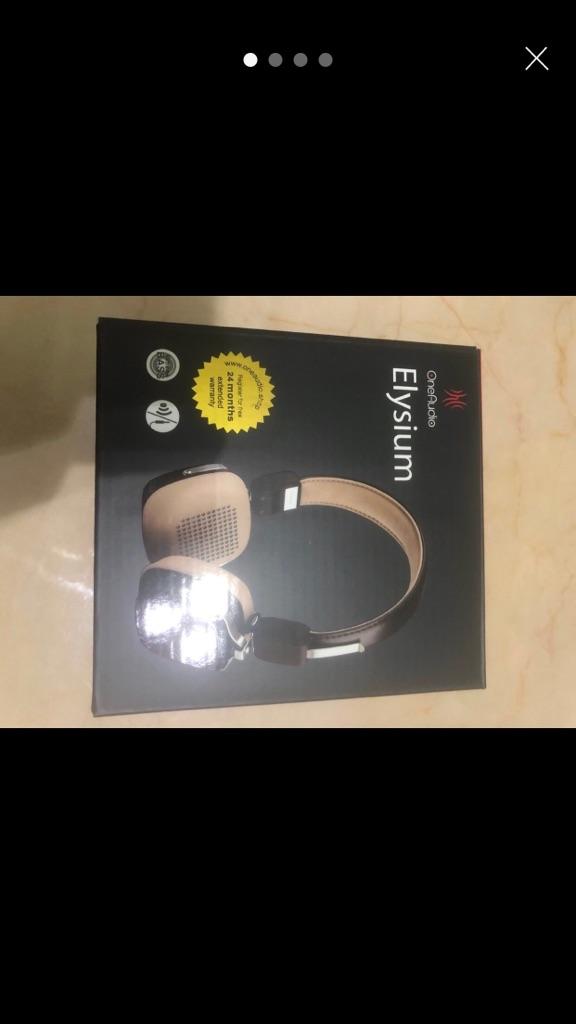 ELYSIUM wireless headphones