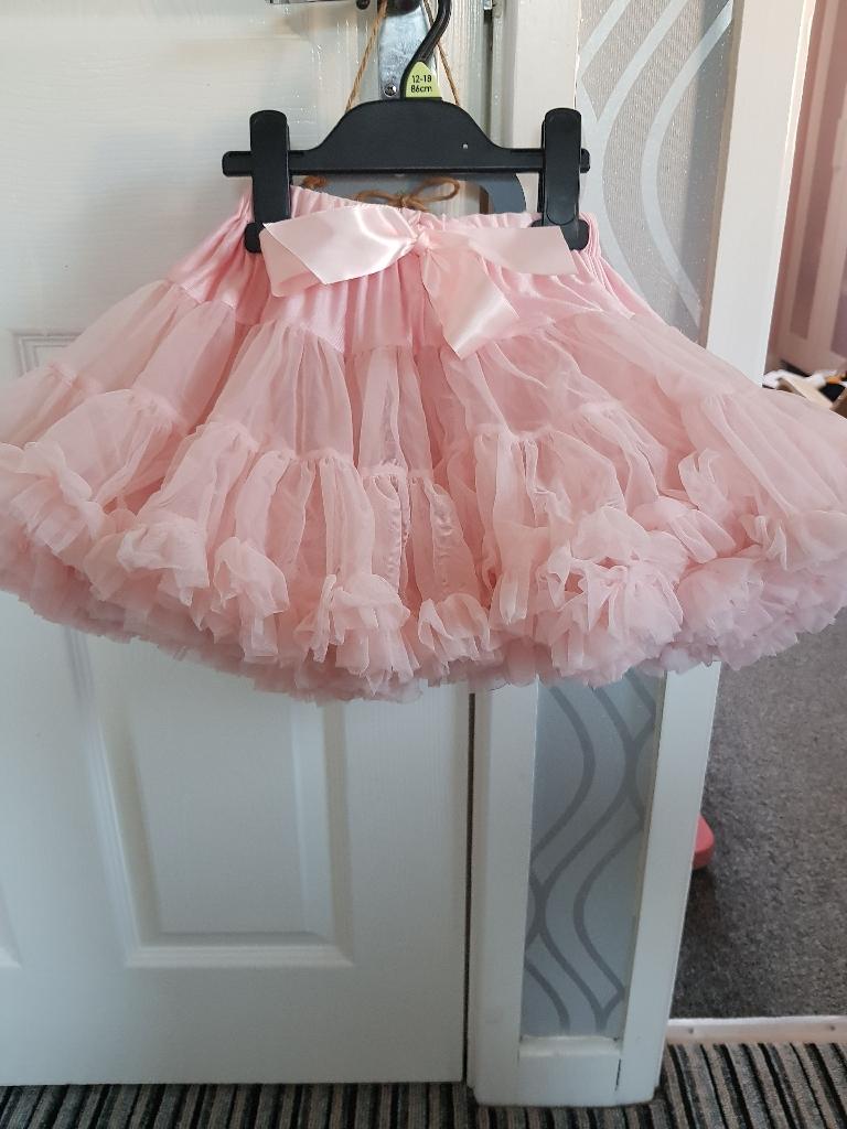 Pink girls Tutu