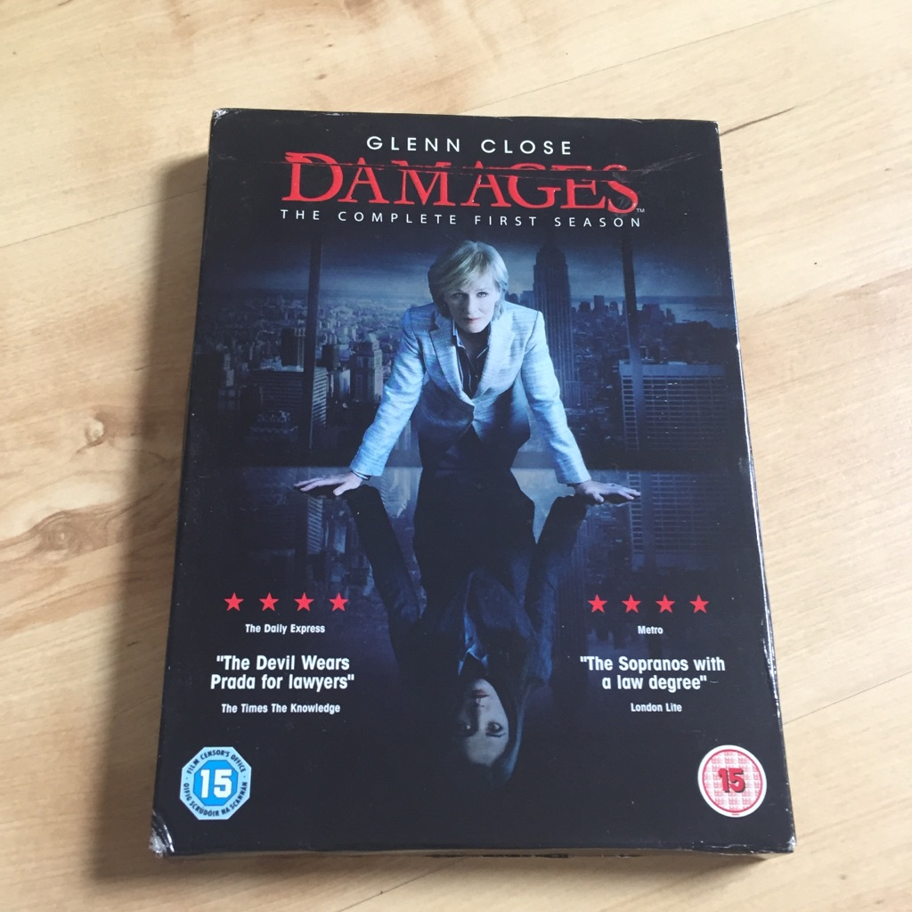 Damages Complete Season 1