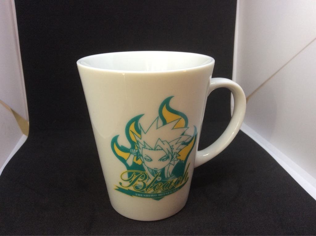 Bleach (Anime/Manga) Ceramic Coffee Cup Shiro Hitsugaya