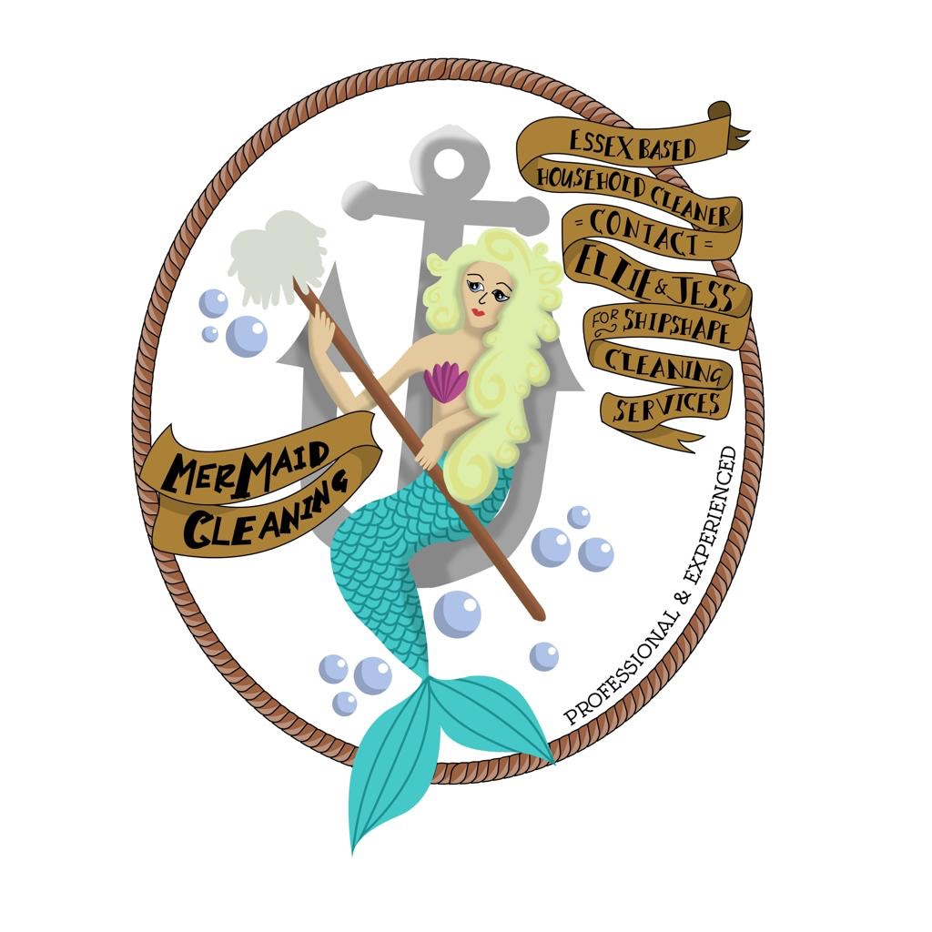 Mermaid Cleaning and Ironing