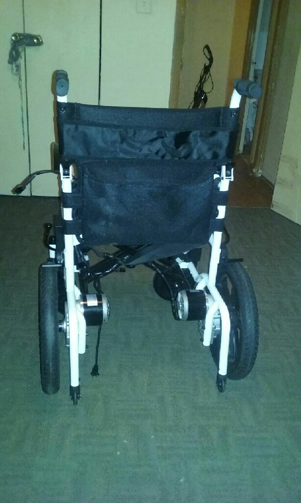 Wheelchair 2018