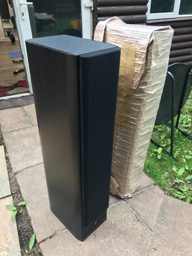 Yamaha Floor Standing Speakers NS8900