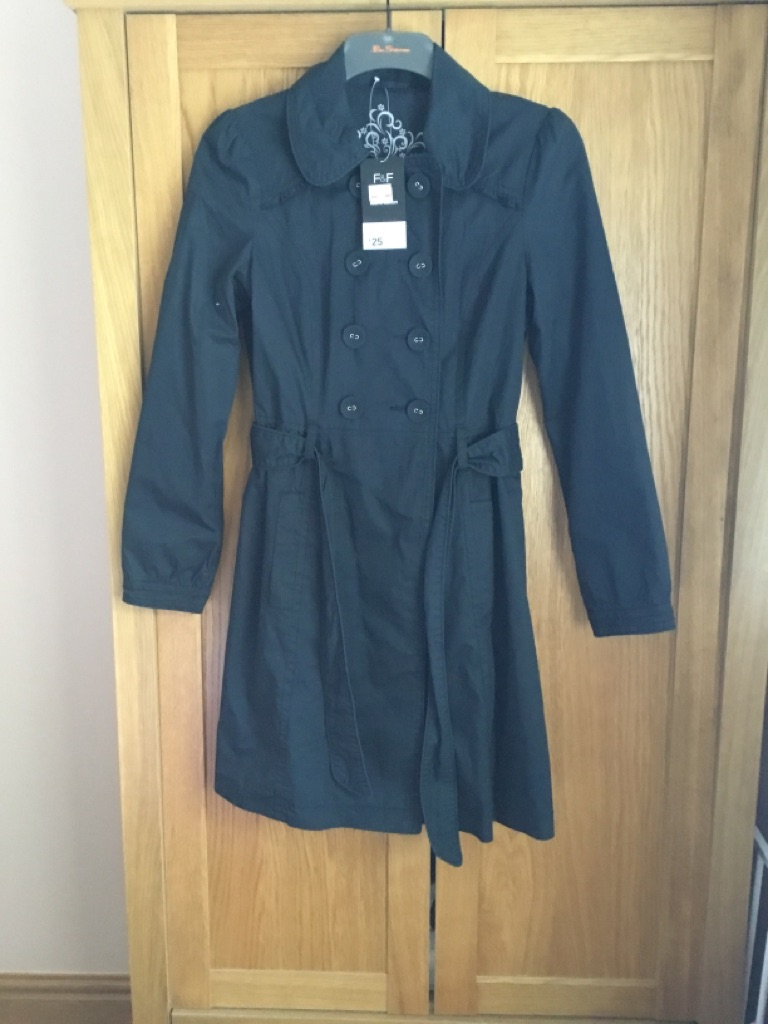 Woman's brand new coats with labels