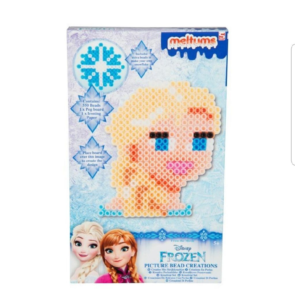 Brand new disney frozen bead creation set
