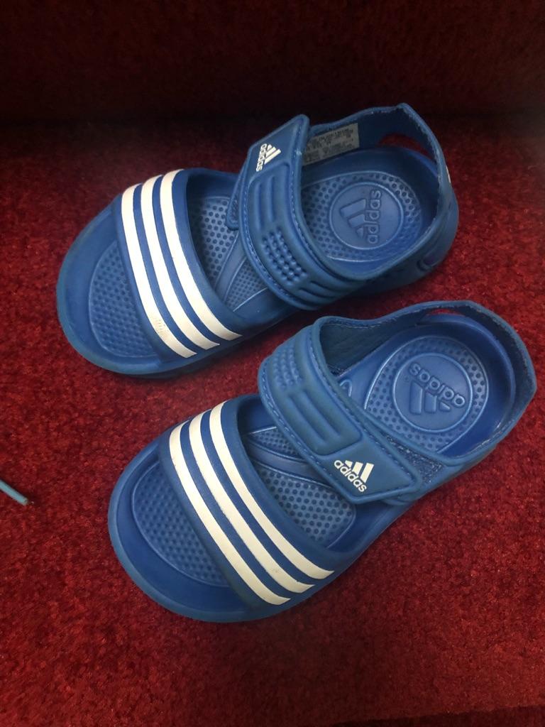 Adidas toddler sandals