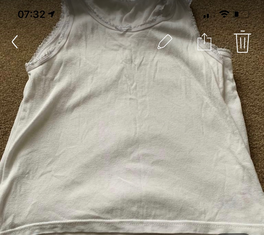 Girls vests