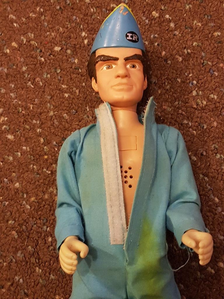 Thunderbird toy