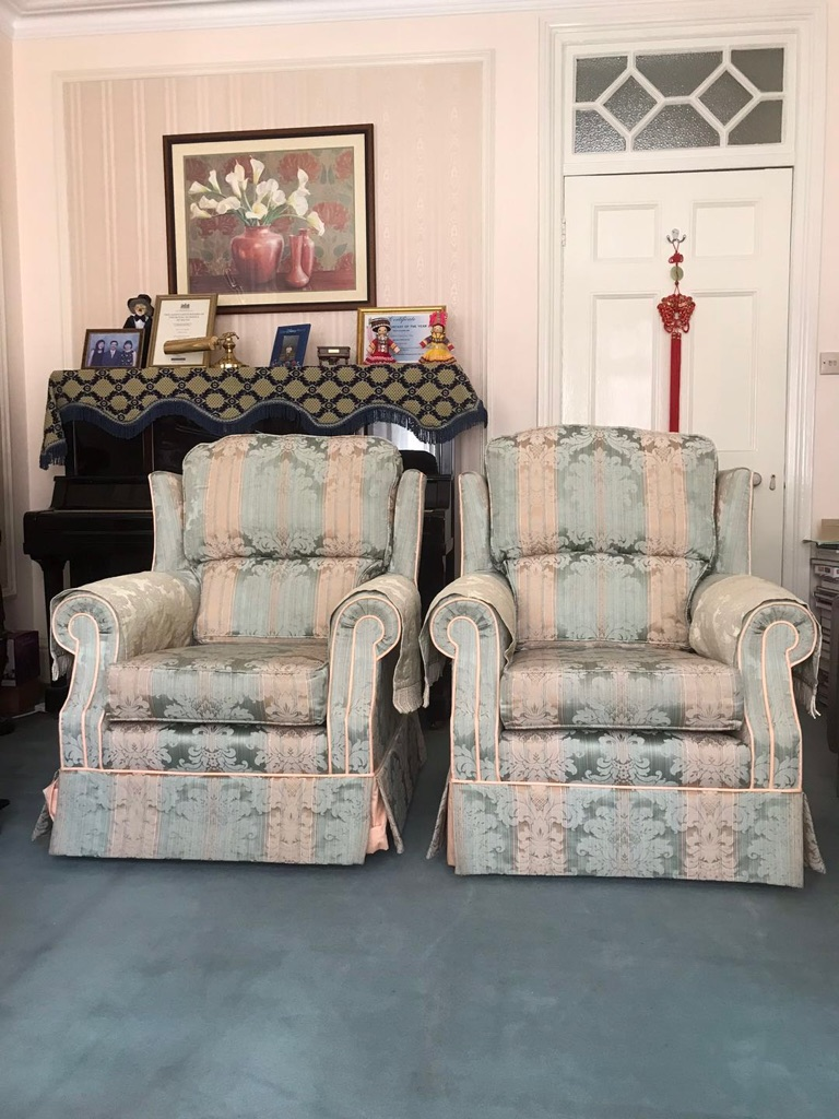 Armchairs (Peter Guild brand)