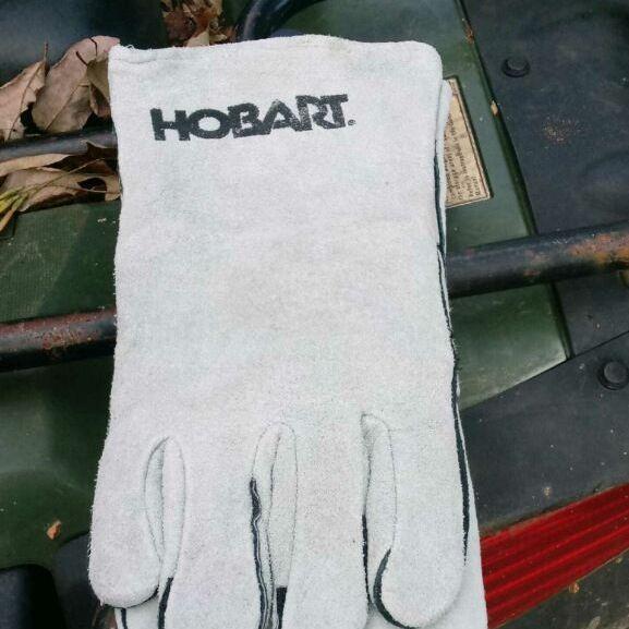 Hobart welding gloves