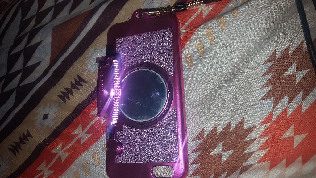 Iphone 6/6s camera case