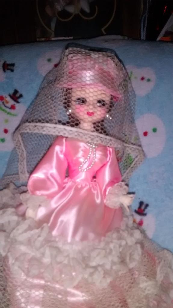 Bradley Bride doll