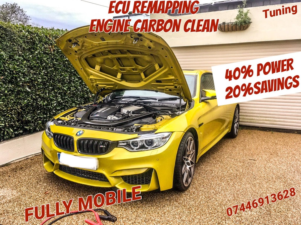 ECU REMAPPING/ TUNING/ CRBON CLEAN/ CODING