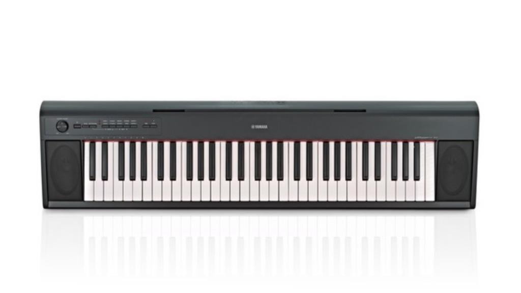 Half price Yamaha Piaggero NP-12 Keyboard