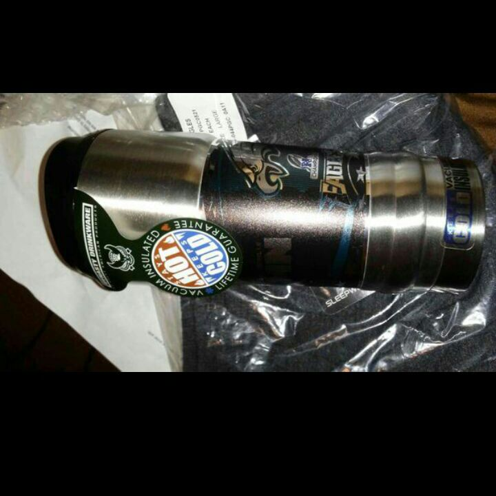 Eagles insulated cup