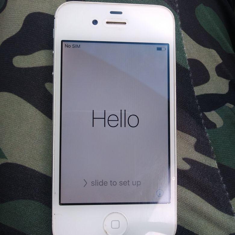 Iphone 4 $50 obo