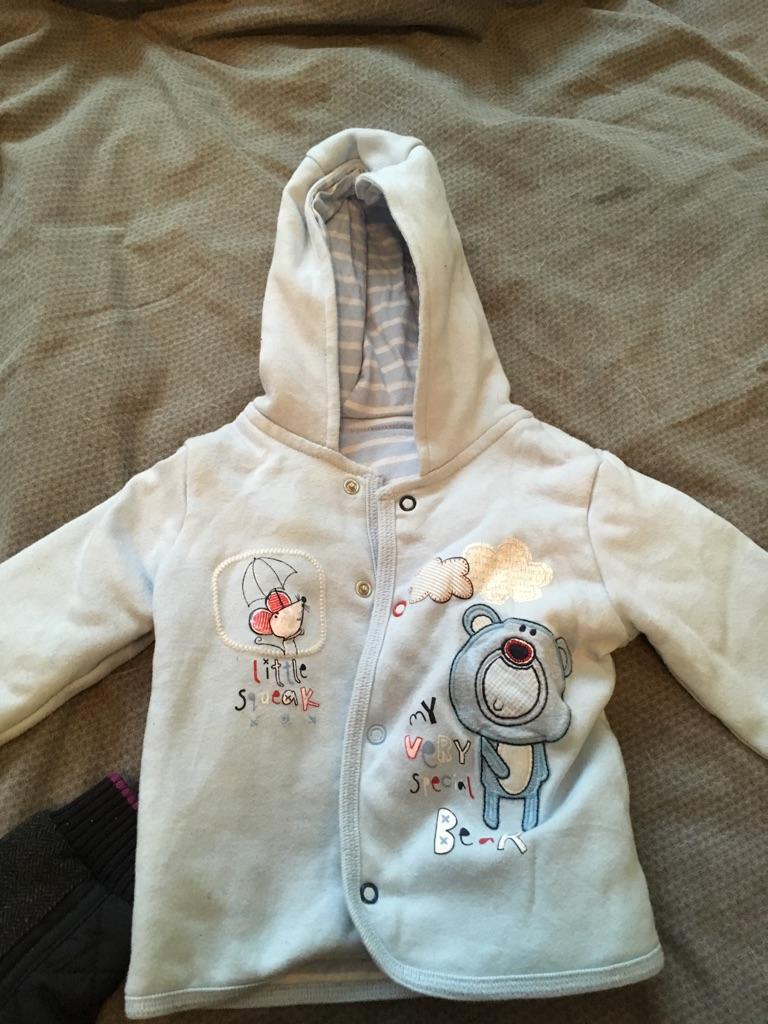 6-9months baby coats