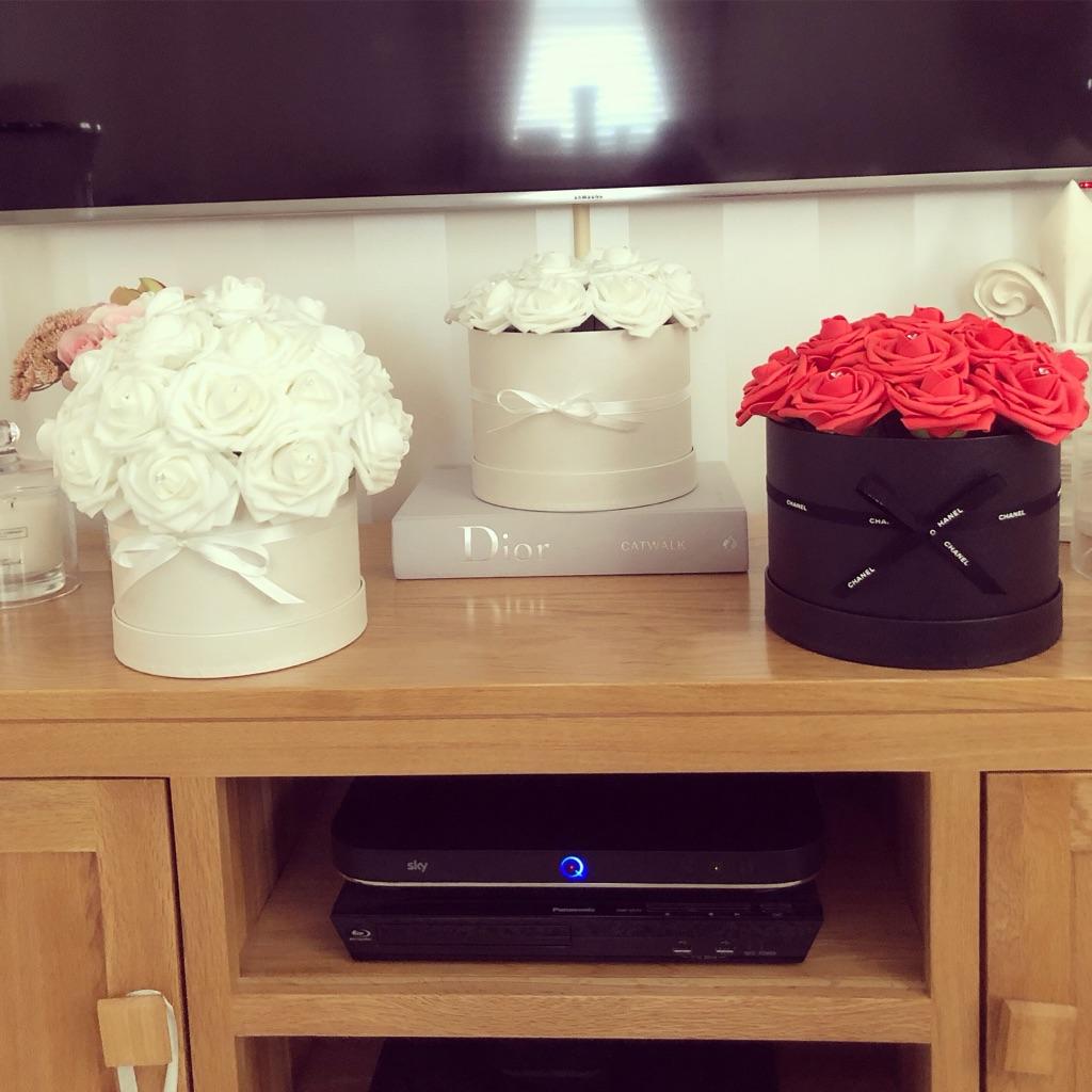 Luxury Rose Boxes