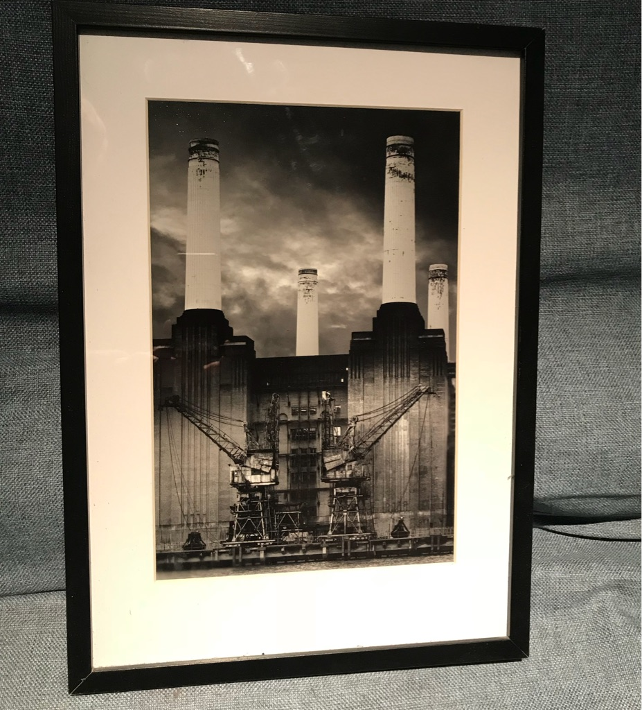 Limited edition photography print of Battersea Power Station