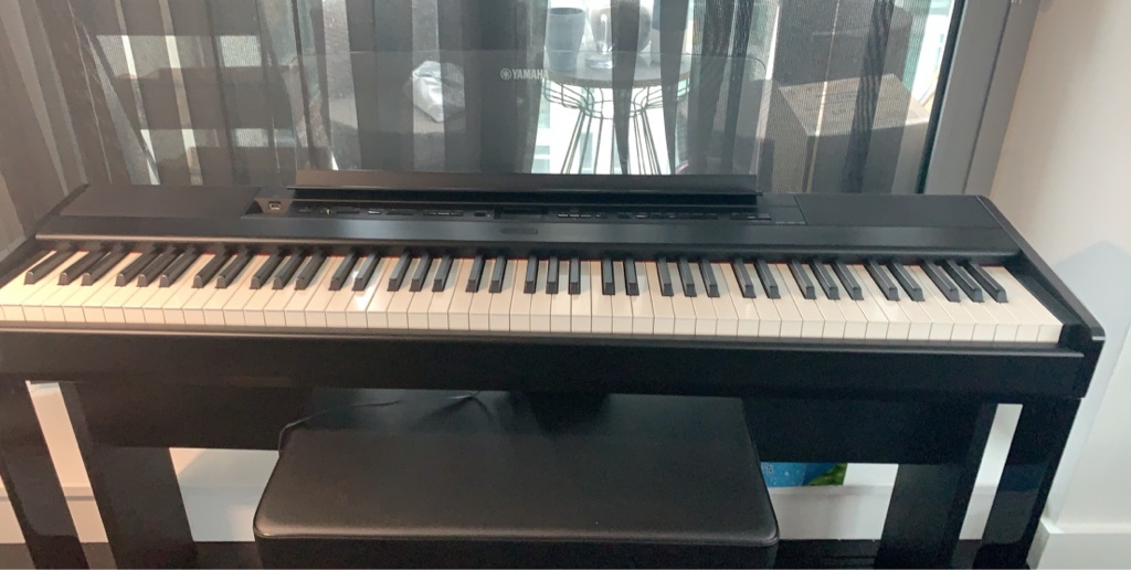 Yamaha digital piano P515