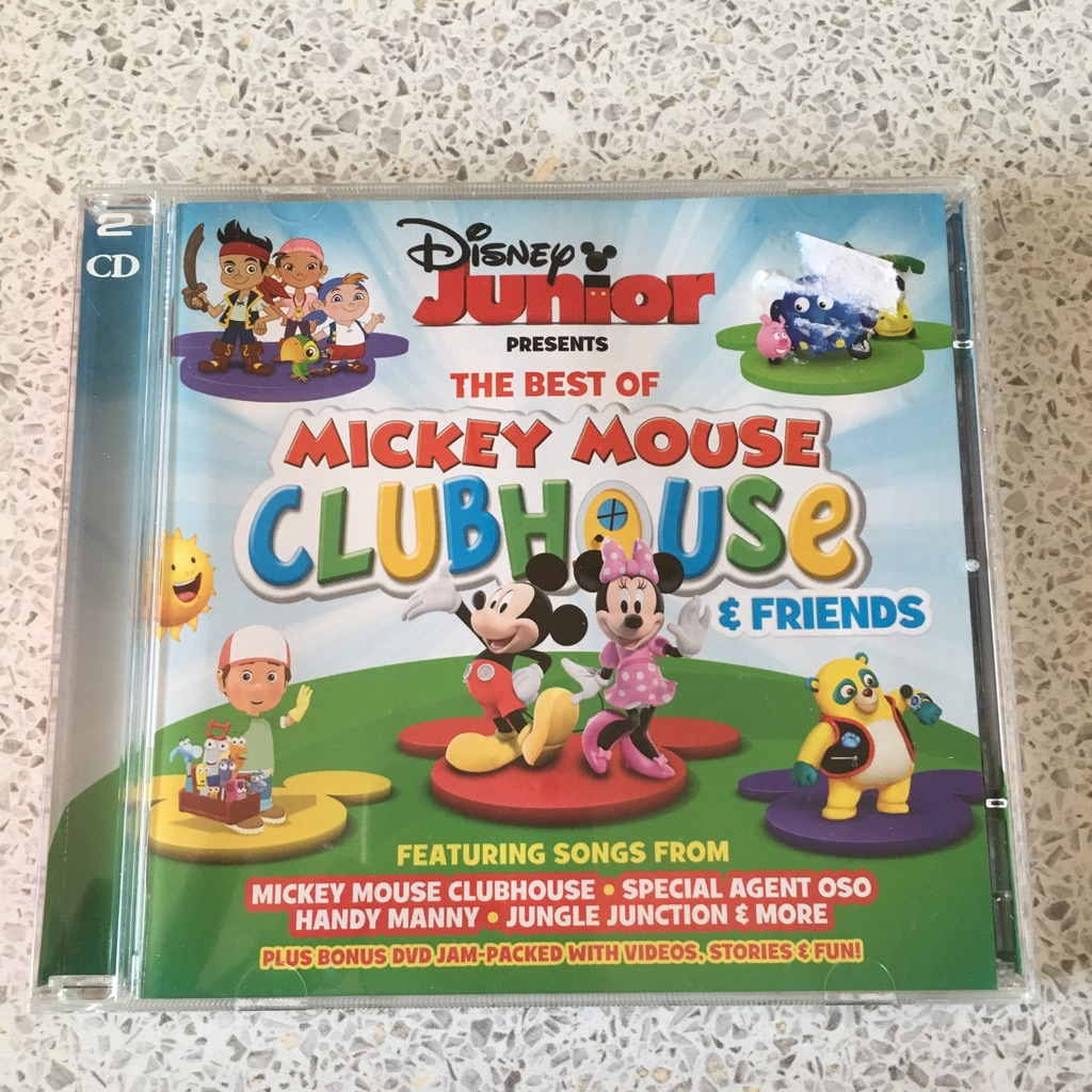 Baby's Musical Cd New