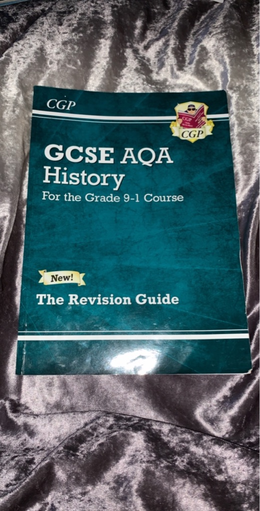 History revision