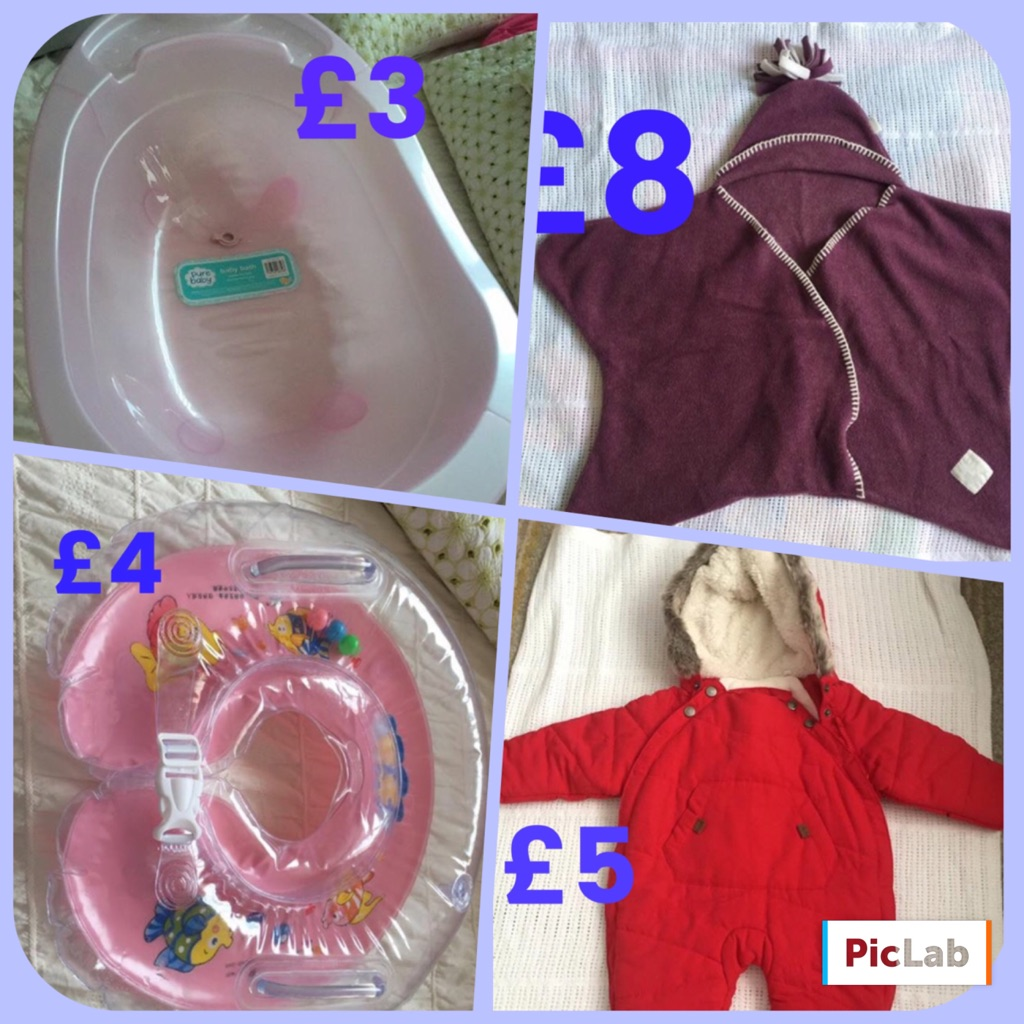 Baby items - PRICE ON PHOTO