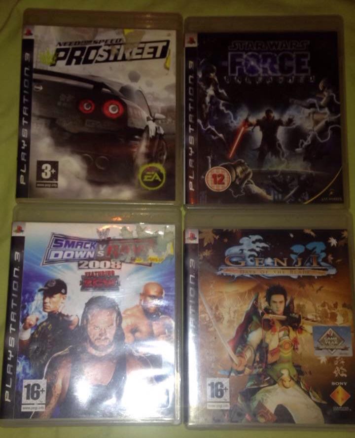 Bundle PS3 Games