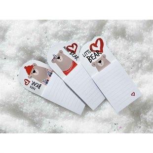 Bear notepads