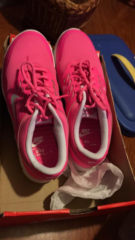 Vera wang and Nike shoes