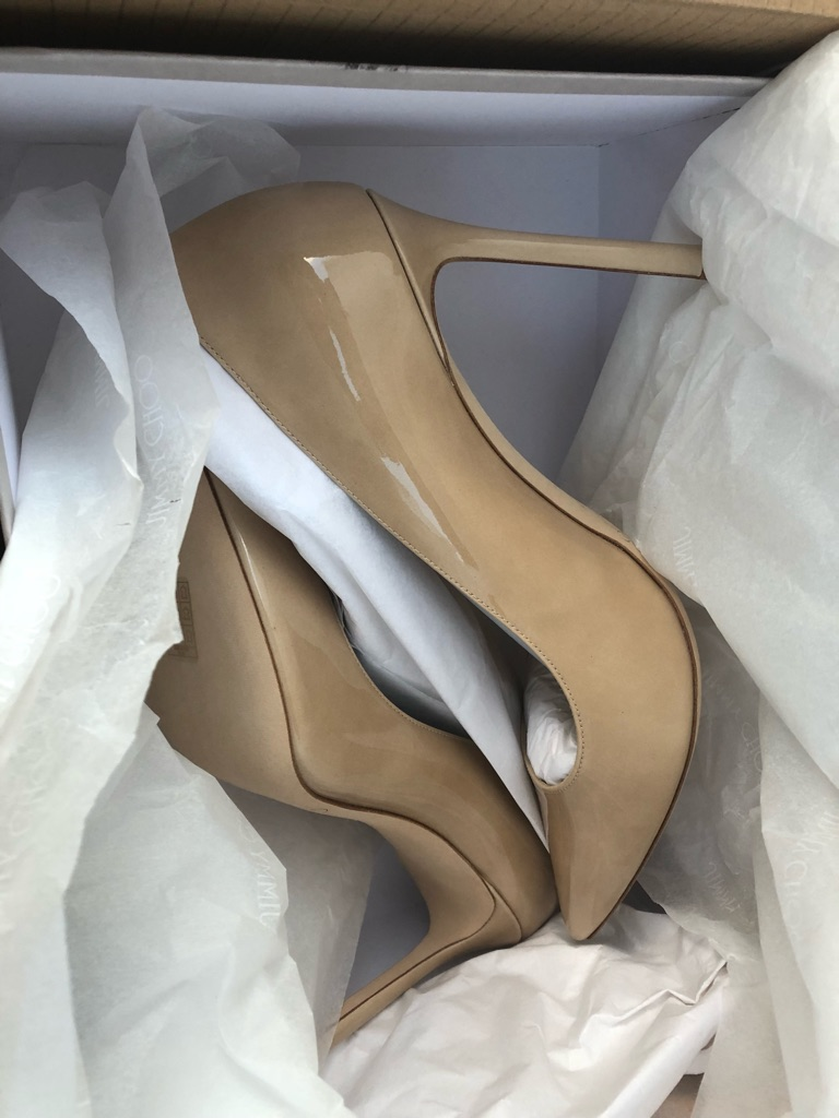 Jimmy choo heeled shoes