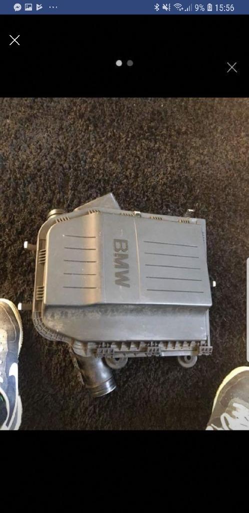 BMW e90 335i air filter box