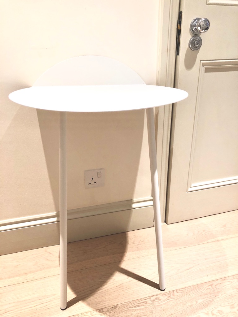 'Yeh' side table by Menu design RRP £149