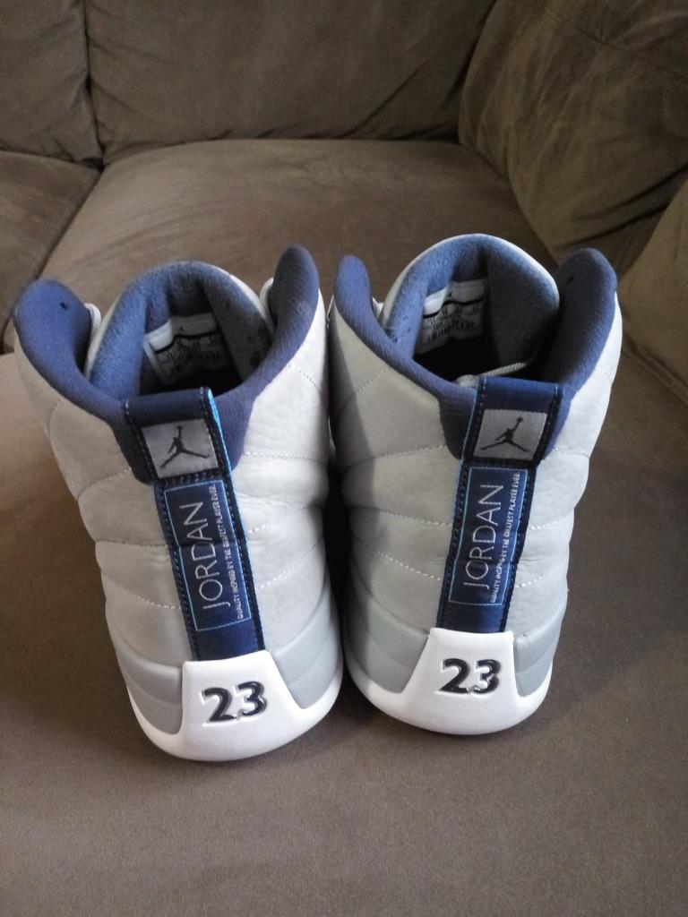 """Air jordan 12 """"university blue"""""""