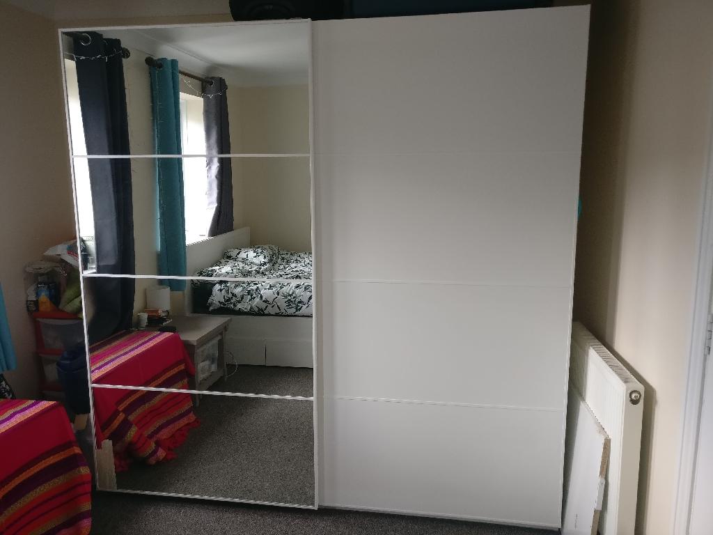 Wardrobe / storage