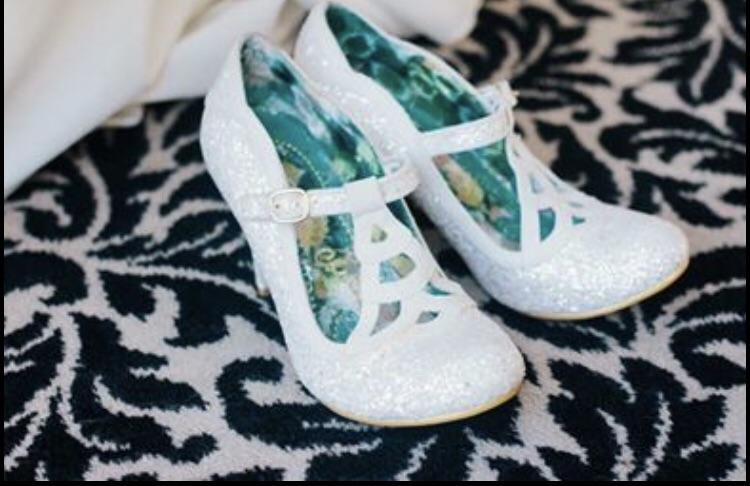 Irregular Choice shoes size 5