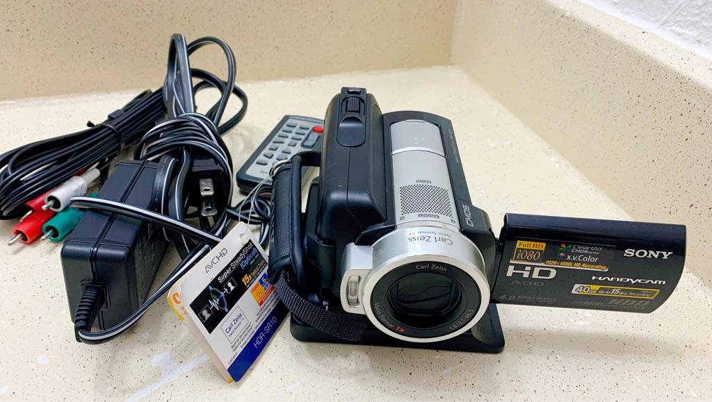Camcorder 1080p