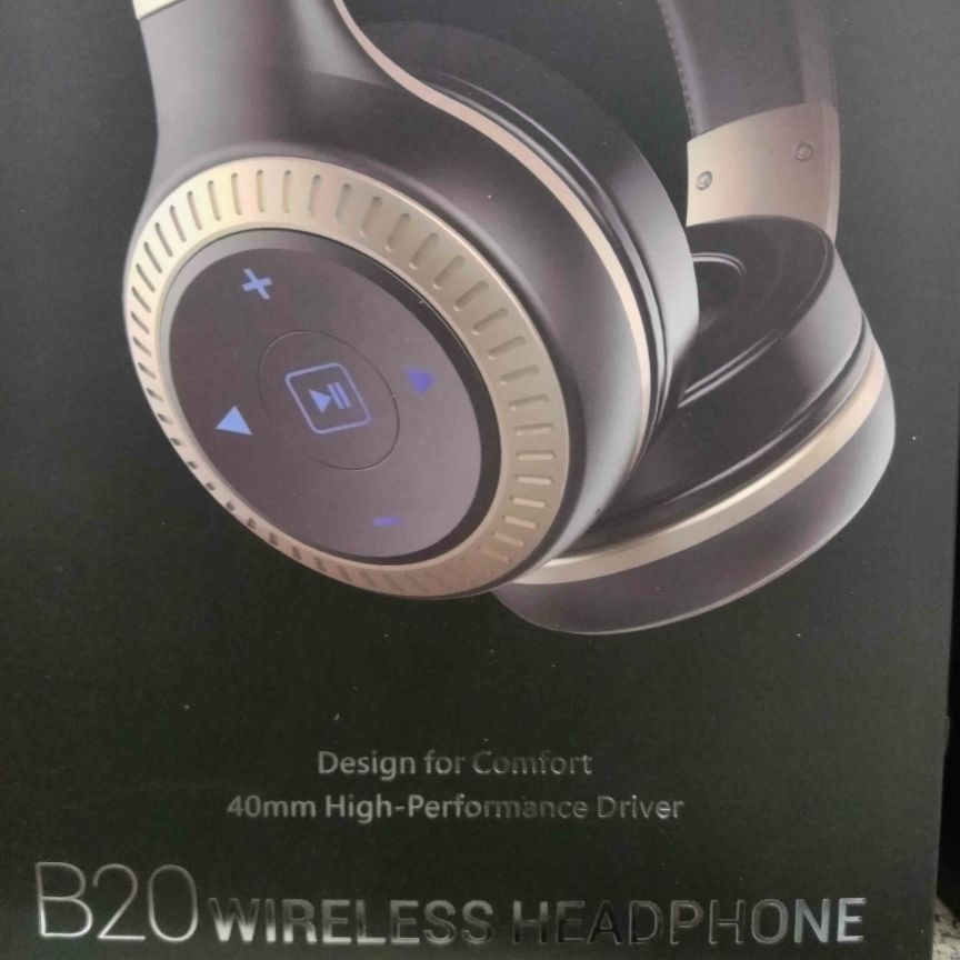 Bluetooth headphones(ZEALOT-B20)