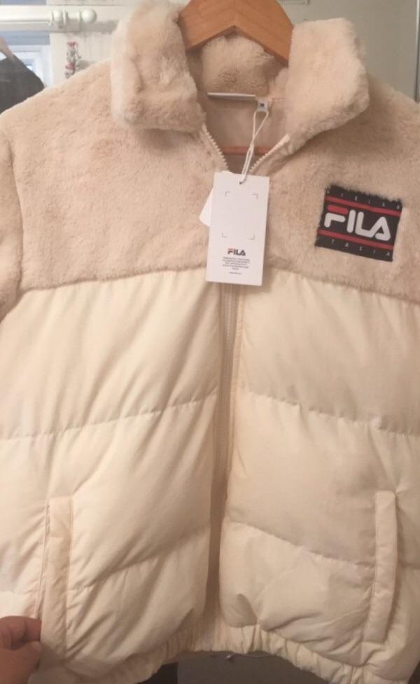 Rare Fila Jacket