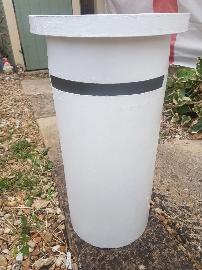 Used wedding post box hobby craft