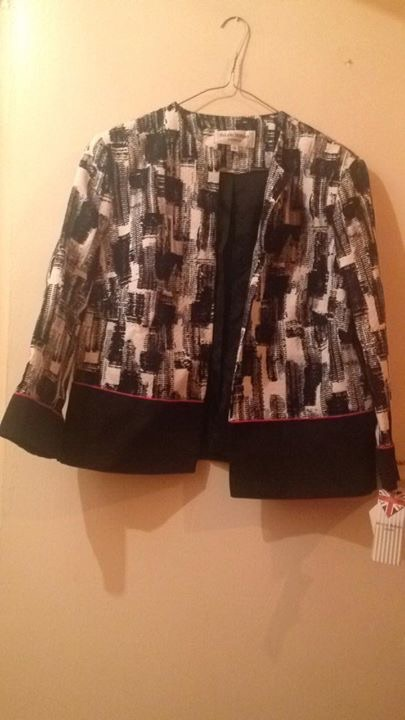 Helene Berman Coat Size 14