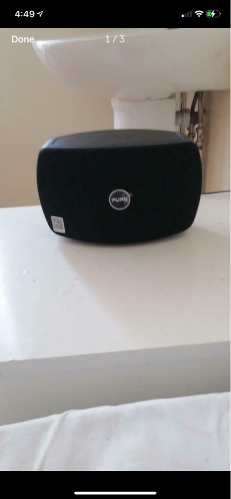 Pure Jongo T2 WIFI and Bluetooth Speaker