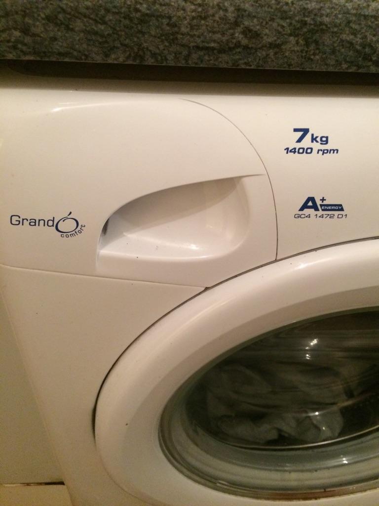 7kg washer