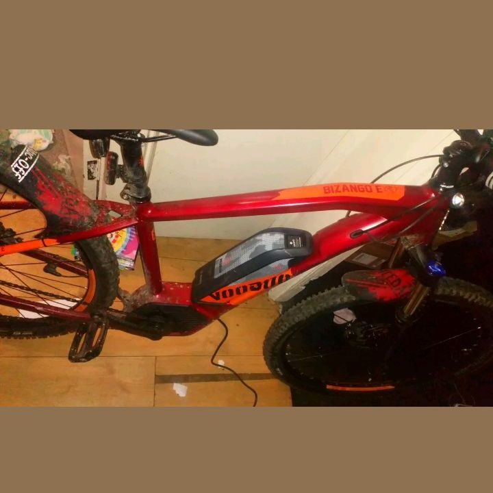 Voodoo bizango e bike limited edition