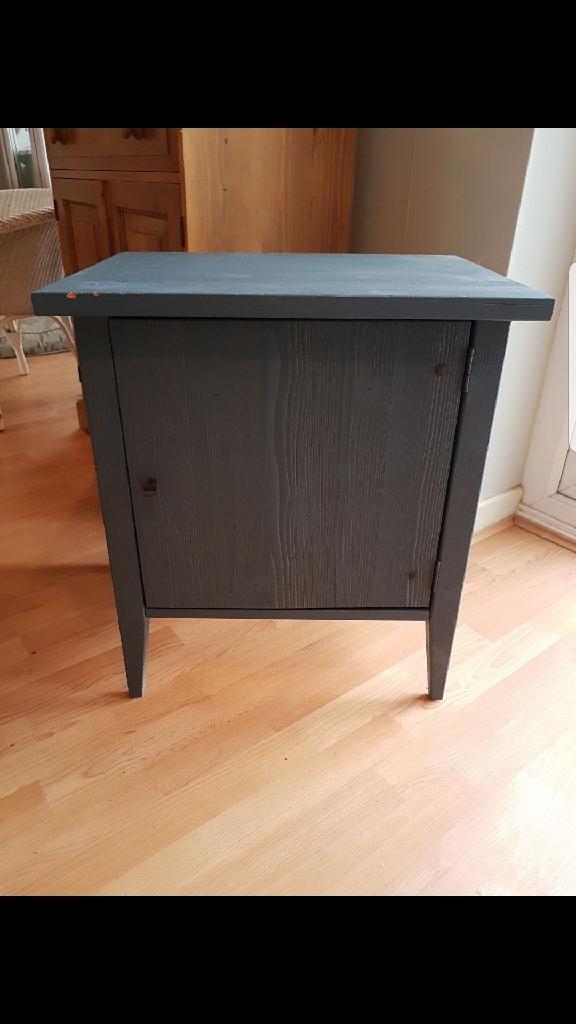Ikea blue free standing cupboard