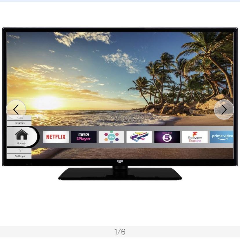 Bush 32 inch smart tv