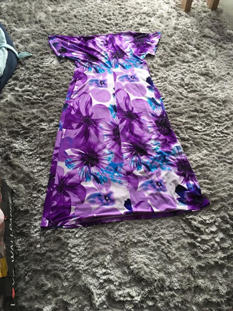 Kim & Co dress Large