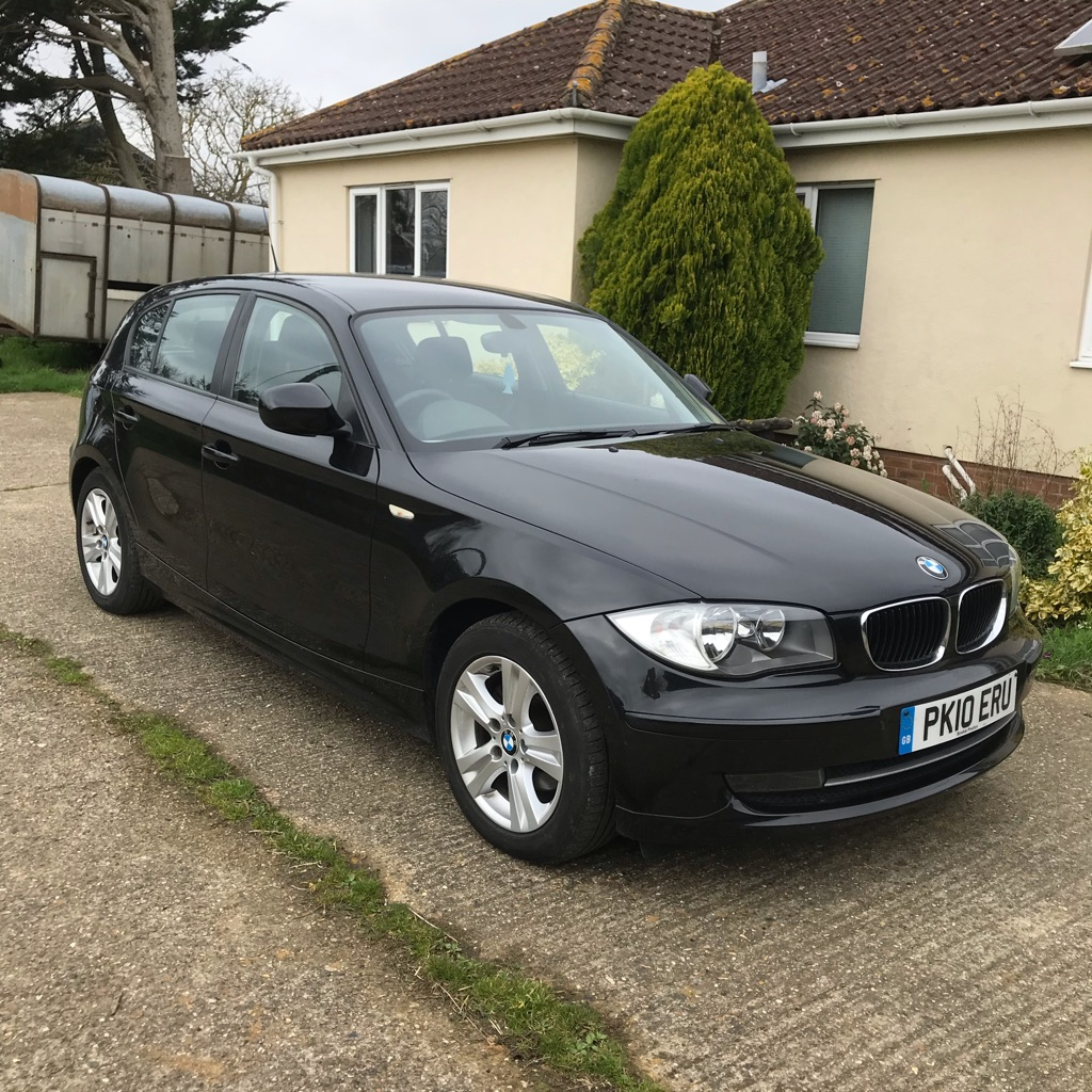 BMW Series 1 118D S E