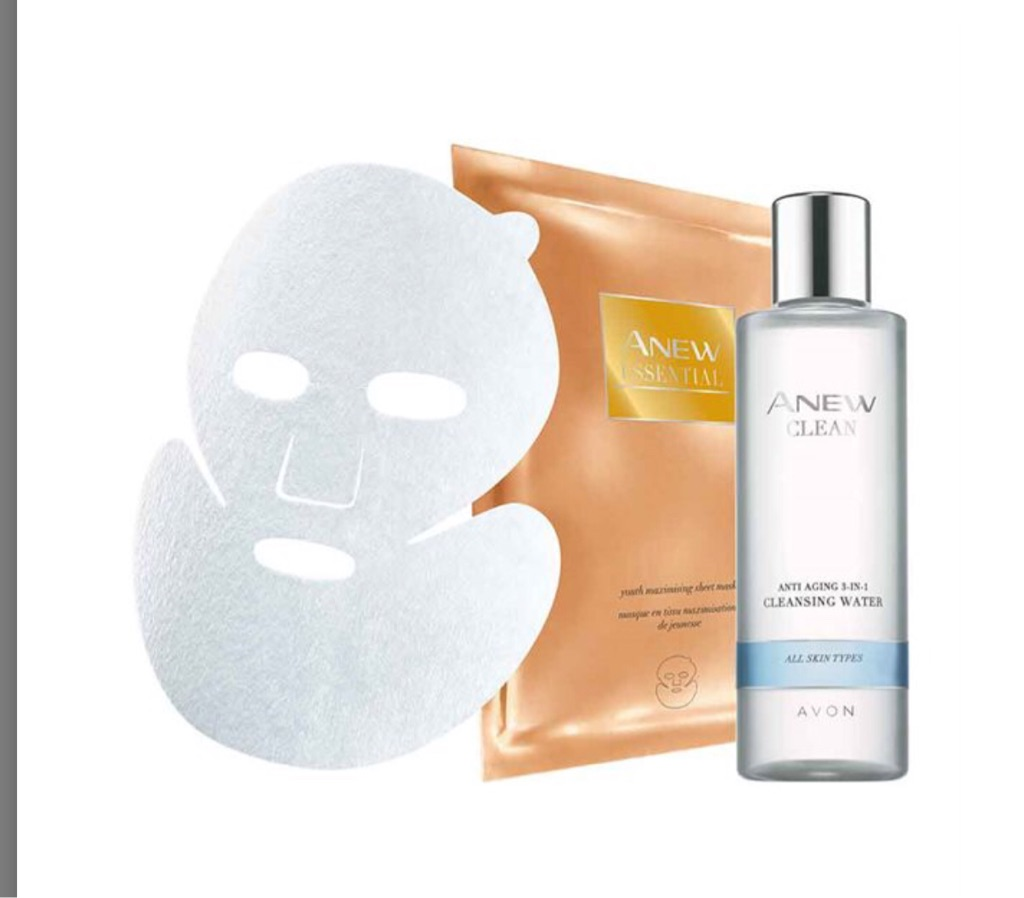 Anew Cleansing Set